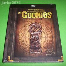 LOS GOONIES DVD NUEVO Y PRECINTADO EDICION DIGIBOOK