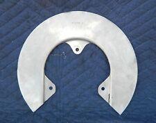 Dust Shield Brake Cover Front OEM C4 Corvette 1984 14046905