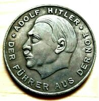 WW2 GERMAN COMMEMORATIVE REICHSMARK COLLECTORS COIN LISTE 12 AH
