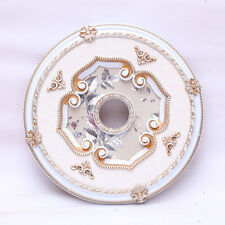 B&S LIGHTING RND-1L-S-42-24 INCH CEILING MEDALLION  WHOLESALE PRICE