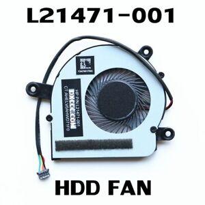 L21471-001 HP EliteDesk 705 G5 / 800 G4 / 800 G5 Mici PC SATA HDD Cooling Fan