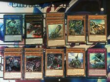 "Yu-Gi-Oh! - Lot de 15 cartes ""Chenillinfini"" - FR - Excellent état"