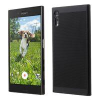 Sony Xperia L1 Funda Estuche Móvil Protector Carcasa Negro