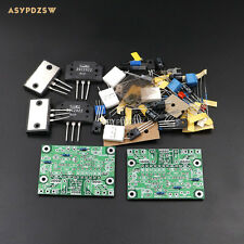 2 PCS NAIM NAP250 MOD 2SCS2922 MINI Stereo 2 channel Power amplifier DIY Kit