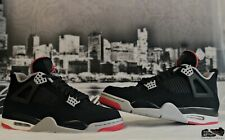 purchase cheap c10ec 9e1d5 nike Air Jordan retro OG 4 2019 Bred Sz8 308497-060