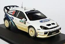 Ixo 1/43 Scale - RAM189 Ford Focus WRC #17 Rally New Zealand 2005 Model Car