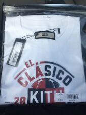 Kith X El Clasico 2017 Miami FC Barcelona Shirt Limited Edition Size Large Messi