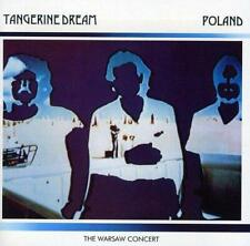 Tangerine Dream - Poland - The Warsaw Concert - (NEW CD)