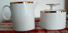 Thomas Germany Milk Jug & Sugar Bowl