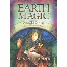 Earth Magic Cards by Steven Farmer): Free Delivery