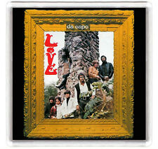 LOVE - DA CAPO LP COVER FRIDGE MAGNET IMAN NEVERA