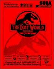 Jurassic Park Lost World Pinball Game FULL Service Repair Operations Manual   VA