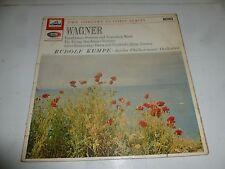 Berlin Philharmonic Orchestra-Wagner (HMV Concert Series) - 1957 UK vinyl LP