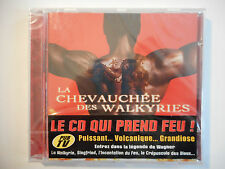 RICHARD WAGNER : LA CHEVAUCHEE DES WALKYRIES ♦ CD ALBUM NEUF / NEW ♦