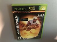 NHL Rivals 2004 Microsoft Xbox Video Game Complete