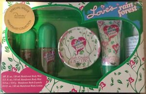 Dana | LOVES RAIN FOREST | Anniversary Collection | 4 Piece Set | New!
