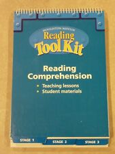 Houghton Mifflin Reading Tool Kit Reading Comprehension (Student Materials)