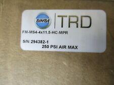 New listing New Trd/Bimba Fm-Ms4-4X11-Hc-Mpr Pneumatic Cylinder
