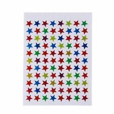 880Pcs Star Shape Stickers Labels Kids School Children Teacher Reward DIY Craft