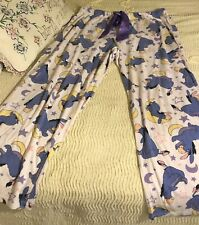 Disney Eeyore Lounge Pants Size Exlarge
