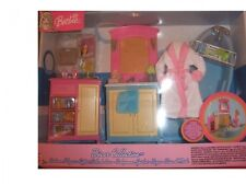 Barbie – Decor Collection Bathroom Mattel 2003 Rare Collectable