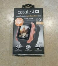 Catalyst Impact Case and Band Apple Watch Series 2/3 42mm - Red/Black