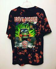 Vintage GRAVE DIGGER Monster Truck T Shirt XL