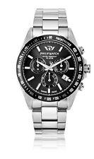 Orologio Philip Watch caribe R8273607002 uomo watch cronografo NERO daytona