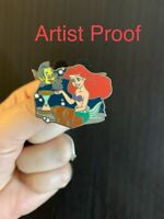 ARTIST PROOF Little Mermaid Pin- Ariel TREASURE- Look At This Stuff