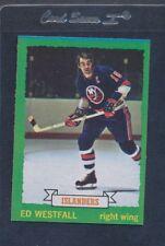 1973/74 Topps #067 Ed Westfall Islanders NM *211