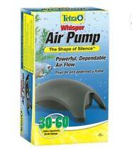 Air Pump 30 To 60 Gal. Tetra Whisper.