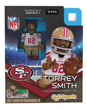TORREY SMITH #22 SAN FRANCISCO 49ERS G3LE OYO MINIFIGURE BRAND NEW FREE SHIPPING