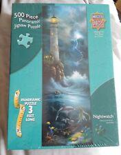 Nightwatch- 500 piece panoramic jigsaw puzzle