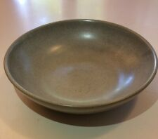 """Set of 3 COUPE 6-1/2"""" Taupe Cereal  Bowl HEATH CERAMICS Mid Century Modern"""