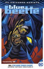 Blue Beetle Rebirth Volume 1: The More Things Change Softcover Graphic Novel