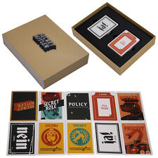 Funny Cards of Secret Hitler For Makers Party Family Bithday Board Game Toy Gift
