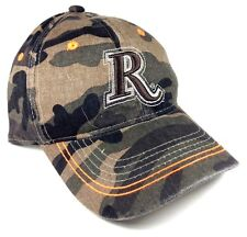 REMINGTON LOGO WOODLAND BLAZE CAMO HAT CAP ADJUSTABLE CAMOUFLAGE HUNTING OUTDOOR