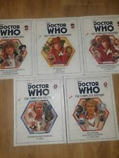 More details for doctor who the complete history 31-35 (not read)