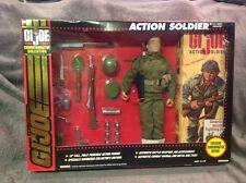 "NEW 12"" GI Joe 30th Anniversary Action Soldier Figure (1994 Hasbro)"