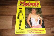 LANTERNA rossa # 459 // Eckhaus n. 7 -- Jenny + salvezza sesso + Call Girls + onduregne