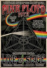PINK FLOYD - 1972 NEW YORK CARNEGIE HALL  DARK SIDE OF THE MOON TOUR POSTER