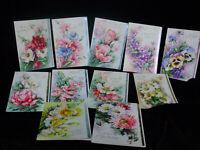 VINTAGE MIXED GREETING CARDS NIB