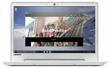 Lenovo IdeaPad 510s 14-inch Notebook - White Intel Core I5-7200u 8 GB RAM 128