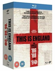 This Is England '86-'90 [Blu-ray] [DVD][Region 2]