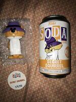 Funko Soda Secret Squirrel (Common) Hanna-Barbera Figure 1/6,700