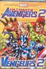 Ultimate Avengers 2: Rise of the Panther (DVD, 2006, Canadian; French)