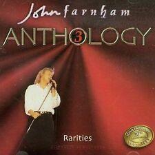 John Farnham - Anthology - Volume 3 - Rarities (CD, 2003)