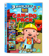 Bob The Builder: Can-Do Pack (3 Discs) (DVD) (C-U)