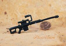 GI Joe 1:18 Action Figur 3.75 BARRETT M82A1 SEAL MARINE Sniper RIFLE M82 G19_A