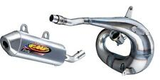 2002-2017 YAMAHA YZ250 FMF COMPLETE FACTORY FATTY EXHAUST PIPE SHORTY SILENCER